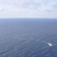 Karibų jūroje nuskendus laivui žuvo keturi žmonės, dar 28 – dingo