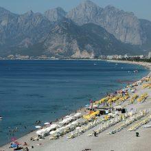 Lietuviai įpročių nekeičia: dauguma vėl atostogaus Turkijoje