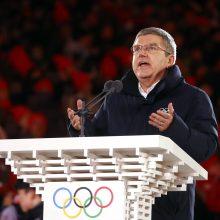 WADA: Rusija dar neatitinka antidopingo taisyklių