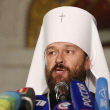 Rusijos Ortodoksų Bažnyčia nutraukia ryšius su Konstantinopoliu