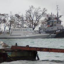 Europa atmetė Ukrainos raginimus imtis veiksmų konfrontacijoje su Rusija