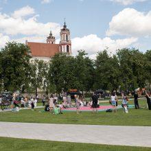 """Vilniaus savivaldybė tikisi Vyriausybės žadėtų pinigų """"Laisvės kalvai"""""""
