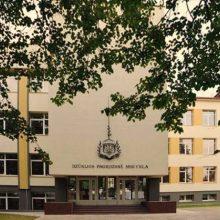 Alytuje dėl užsidegusių mokyklos durų buvo evakuota per 500 žmonių