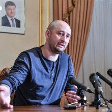A. Babčenka: Rusija rengė žmogžudystę Vilniuje