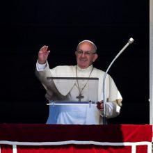 Vyriausybės kancleris: pasirengimas popiežiaus vizitui vyksta sklandžiai