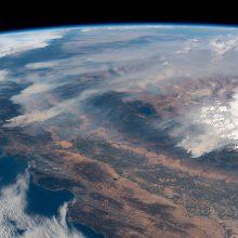 JAV kaltina Rusiją ir Kiniją stengiantis militarizuoti kosmosą
