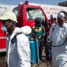 Madagaskare per maro protrūkį mirė 94 žmonės