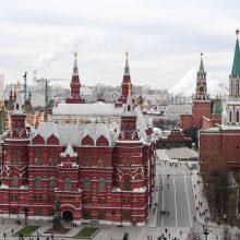 Apklausa: vis mažiau rusų laiko Baltijos šalis priešėmis