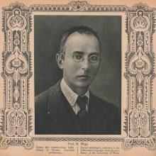 K. Būga