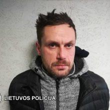 Sostinės policijai su įkalčiais įkliuvo kišenvagis