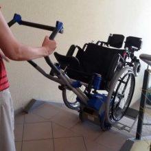 Kauno rajono savivaldybė pritaikė būstus neįgaliesiems