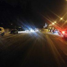 Per reidus daugiau nei pusei tūkstančio vairuotojų patikrintas blaivumas