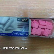 Sostinės pareigūnai naktiniame klube rado narkotikų