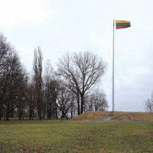 Idėja šalies šimtmečiui: Kaune suplevėsuos aukščiausia miesto vėliava