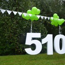 Zapyškyje paminėtas 510-asis miestelio gimtadienis