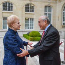 Baigtos derybos dėl Lietuvos narystės EBPO