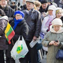 Pensijų sistemos reforma: siūloma įteisinti asmenines sąskaitas