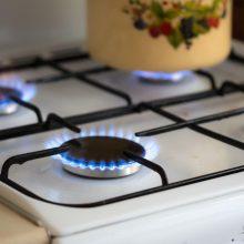 Kaip saugiai naudoti dujas buityje?