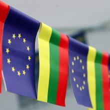 Apklausa: lietuviai geriau vertina padėtį ES negu savo šalyje