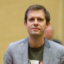 D. Zvonkus ir Stano naują dainą skyrė A. Tapinui