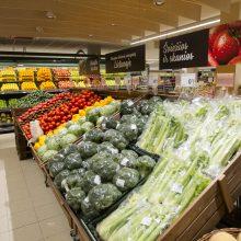 Prekybos centrai atstumia Lietuvos ūkininkus
