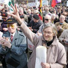 Seime blėsta idėja aptarti būsimą mokesčių ir pensijų reformą