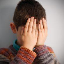 Vilkaviškyje rastas pasiklydęs vaikas