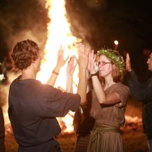 Verkių parke vyks tradicinė Rasos šventė