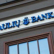 Šiaulių bankas ragina neužkibti ant sukčių kabliuko