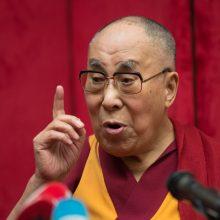 Ar Dalai Lama dar kartą apsilankys Lietuvoje ir valgys cepelinus?