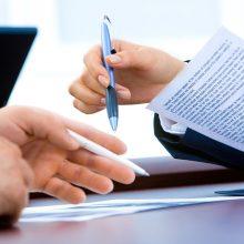 Administracinė našta verslui pernai sumažinta daugiau nei 100 mln. eurų