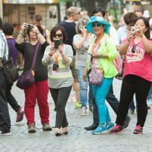 Statistika: auga tiek vietinio, tiek išvykstamojo turizmo skaičiai