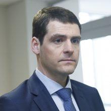 R. Žemaitaitis: išgirdę apie R. Pakso ketinimus įsižeidė visi partijos nariai
