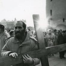 Netektis: mirė žinomas disidentas P. Cidzikas
