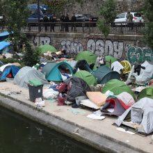 Pabėgėlių skaičius pasaulyje – rekordiškai didelis