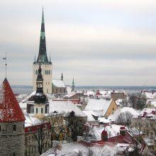 Estijoje prasideda nepriklausomybės 100-mečio renginių savaitė