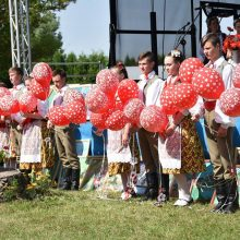 Širvintų rajone vyko tryliktasis lenkų kultūros festivalis