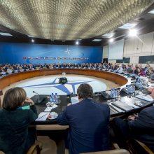 NATO gynybos ministrai tarėsi dėl būsimos NATO vadovavimo struktūros