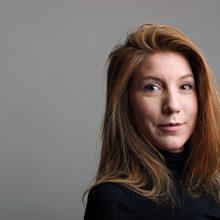 Surasta nukirsta švedų žurnalistės Kim Wall galva