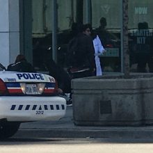 Toronte mikroautobusas parbloškė apie 10 žmonių