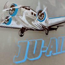 Šveicarijoje vėl leista skraidyti istoriniais lėktuvais Ju-52, bet su išlygomis