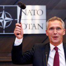 NATO reikalauja Rusijos pasiaiškinti dėl naujų raketų