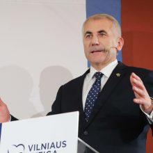 V. Ušackas: nematau, kad Rusija keltų tiesioginę karinę grėsmę Baltijos šalims