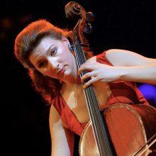 Prancūzų muzikantė atgavo pavogtą 1,3 mln. eurų vertės violončelę