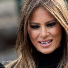 """JAV prezidentas: M. Trump po operacijos """"jaučiasi labai gerai"""""""