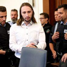 Dortmundo futbolo komandos autobuso sprogdintojas nuteistas 14 metų kalėti