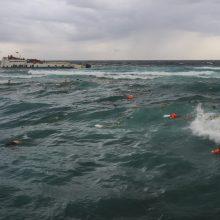 Indonezija: prakiurus kelto dugnui, nuskendo mažiausiai 26 žmonės