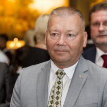 Alytaus meras V. Grigaravičius tarnybinį automobilį naudojo asmeninei naudai gauti