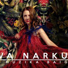 """I. Narkutė pristato albumą """"Kai muzika baigias"""""""