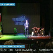 Baltarusijos lietuviai švenčia Lietuvos valstybės atkūrimo šimtmetį